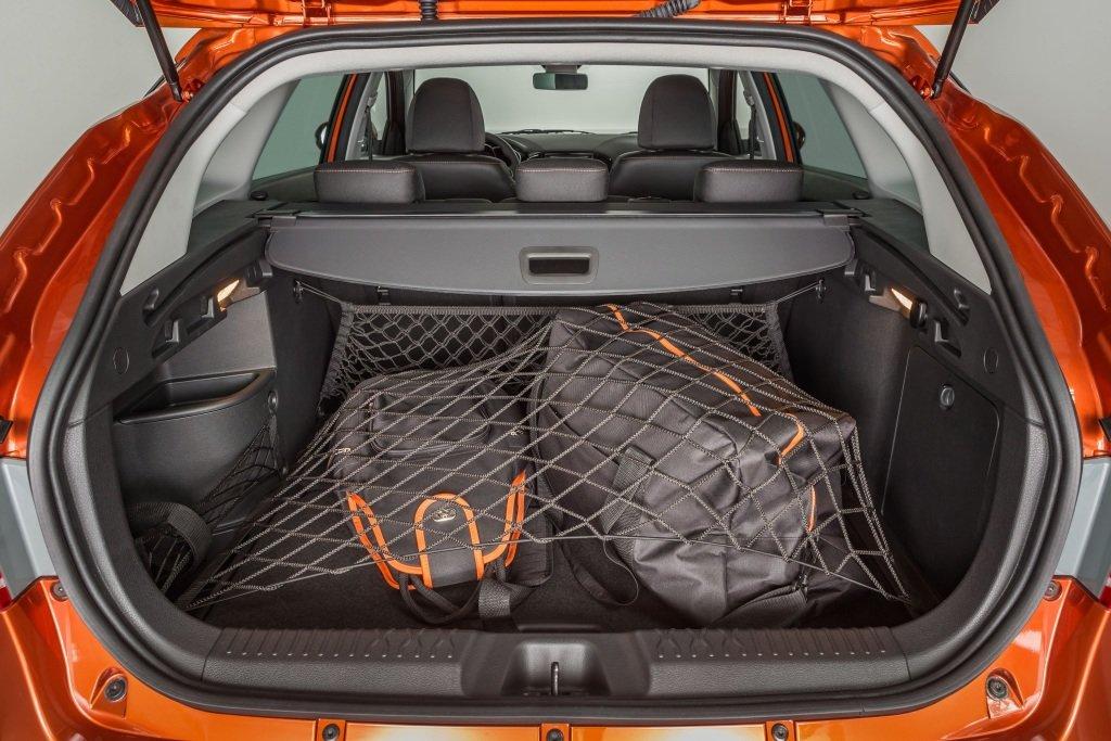 Lada vesta Sw cross 2018 interior
