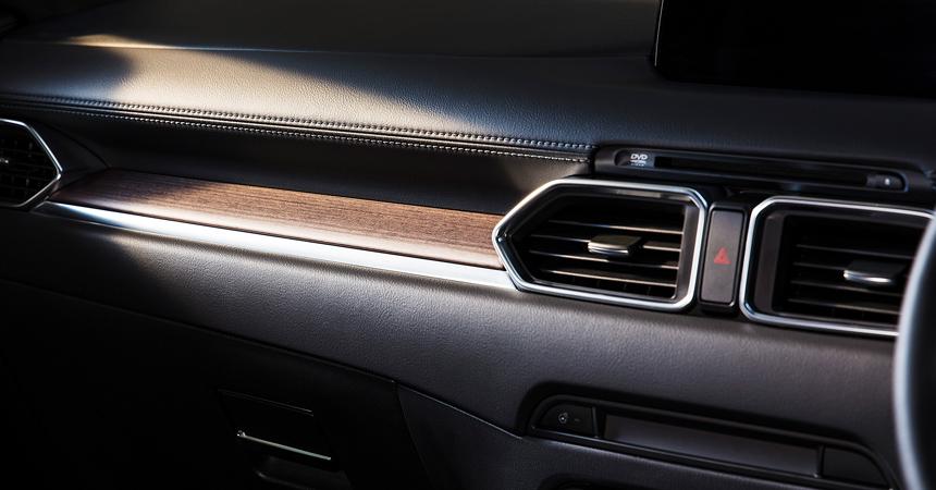Mazda CX5 Interior