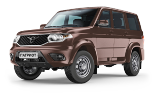 UAZ Patriot optimum