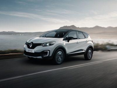 Renault Kapture 2018