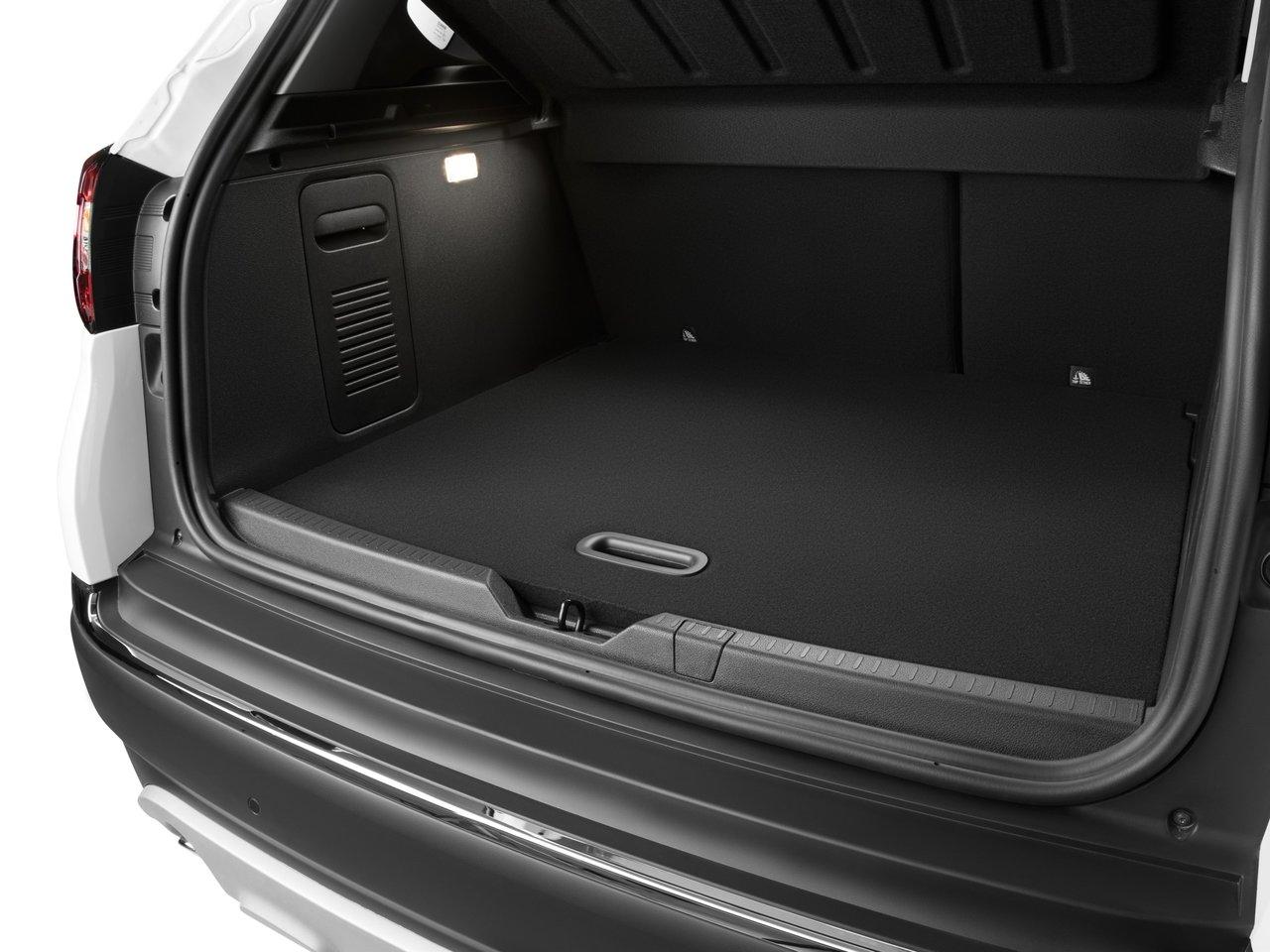Renault Kaptur interior