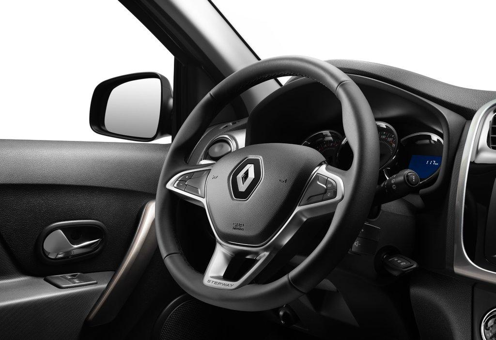 Renault Sandero Stepway Interior
