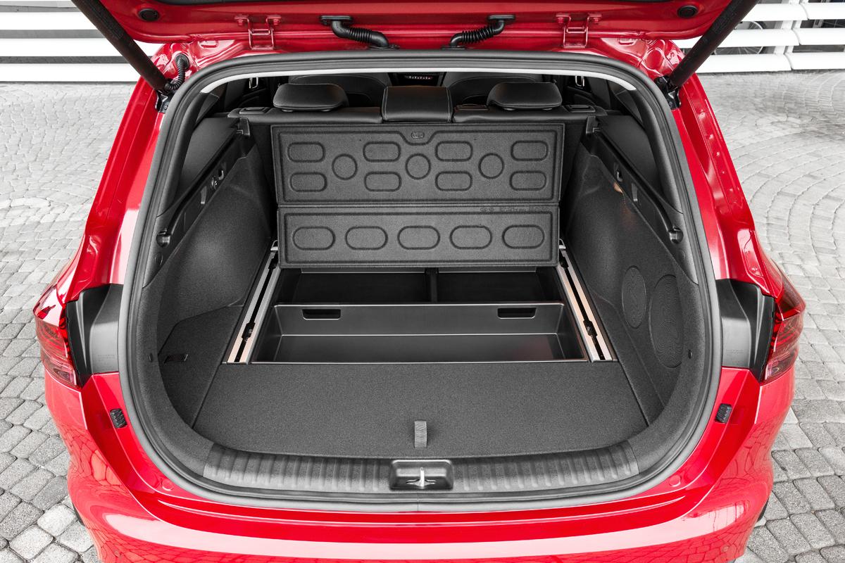 Kia Ceed SW 2019 interior