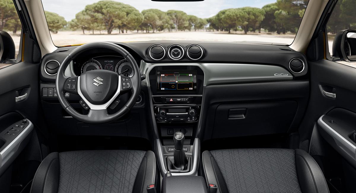 Suzuki Grand Vitara 2019 interior
