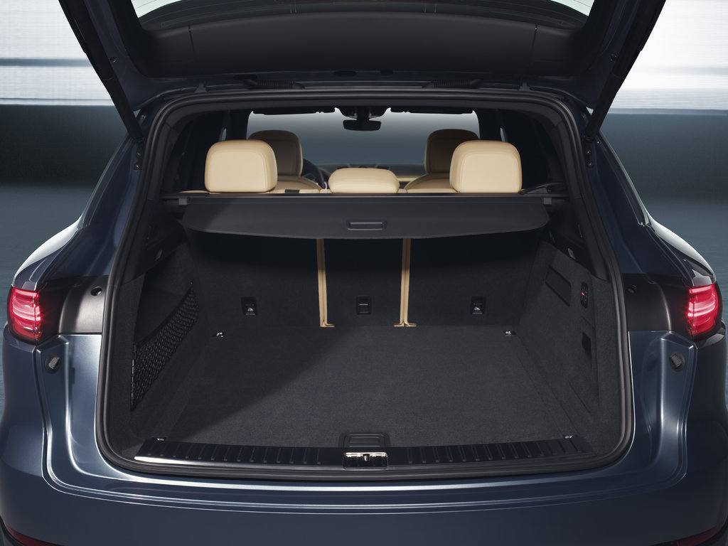 Porsche Cayenne 2019