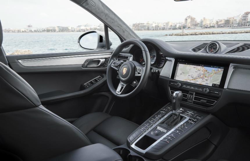 Porsche Macan 2019 Interior