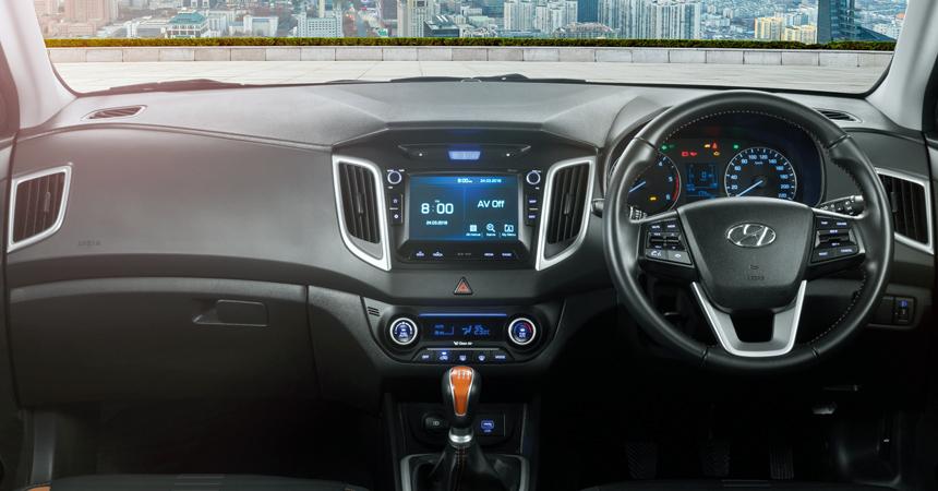 Hyundai Greta Interior