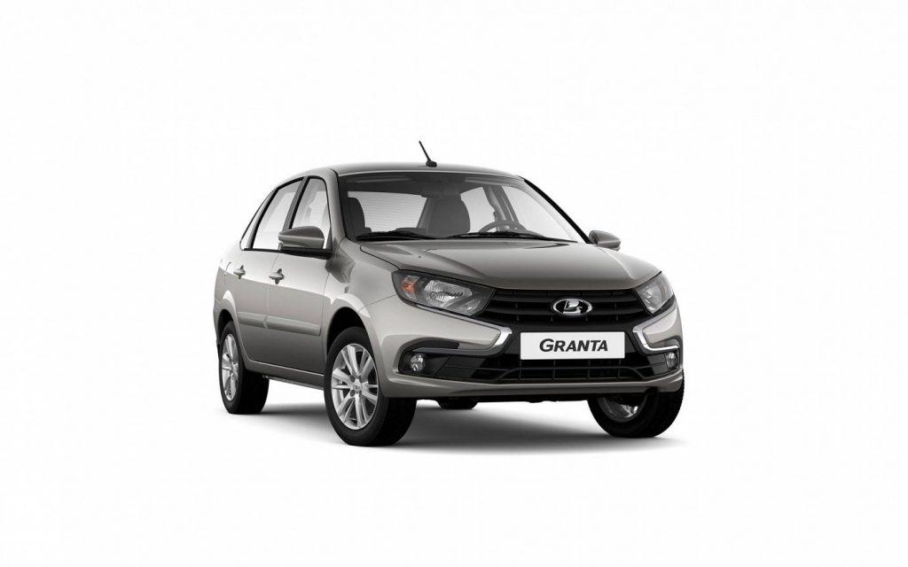 New Lada Granta 2018