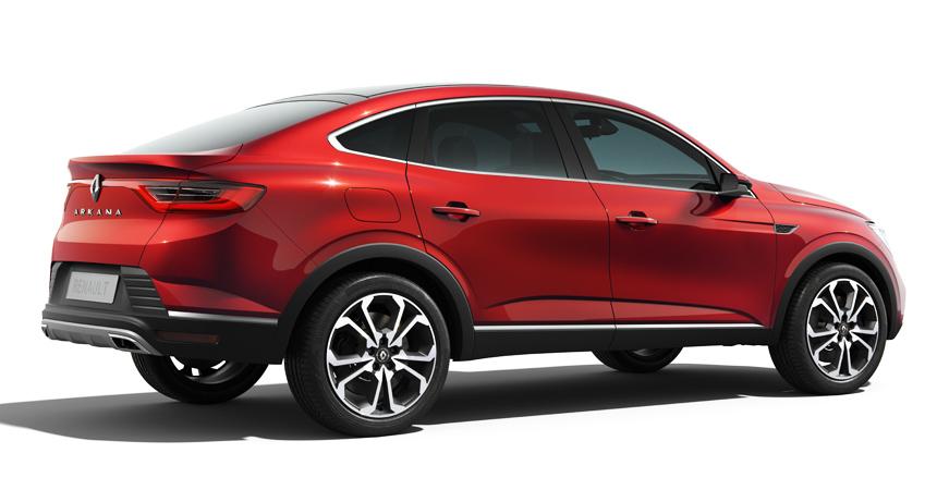 Renault Arkana 2019