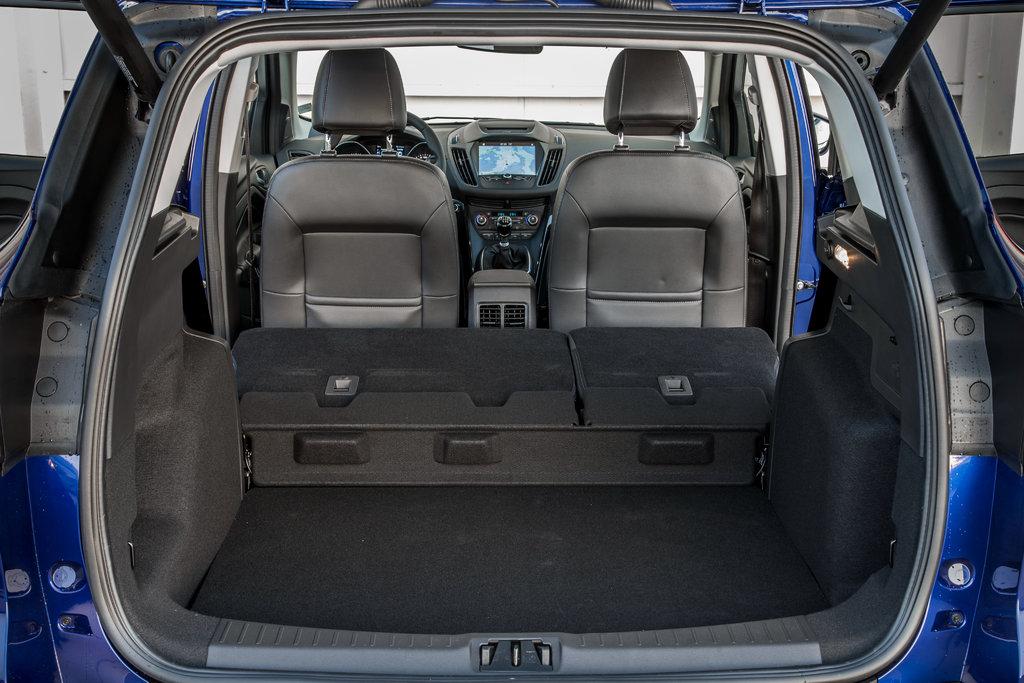 Ford Kuga interior