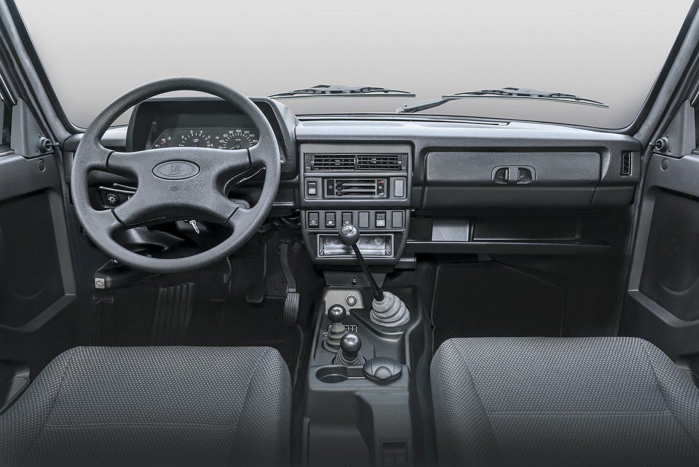 Lada Bronto 4х4 Interior