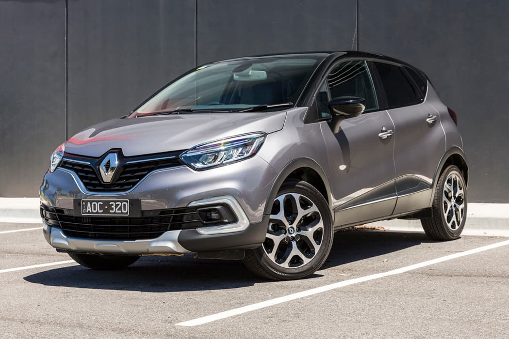 Renault Kaptur 2019