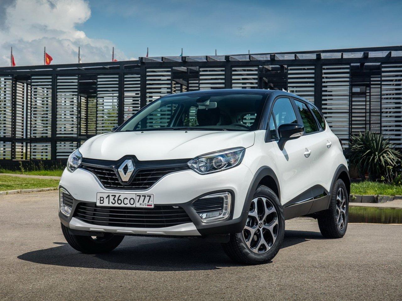 Renault Kapture 2019