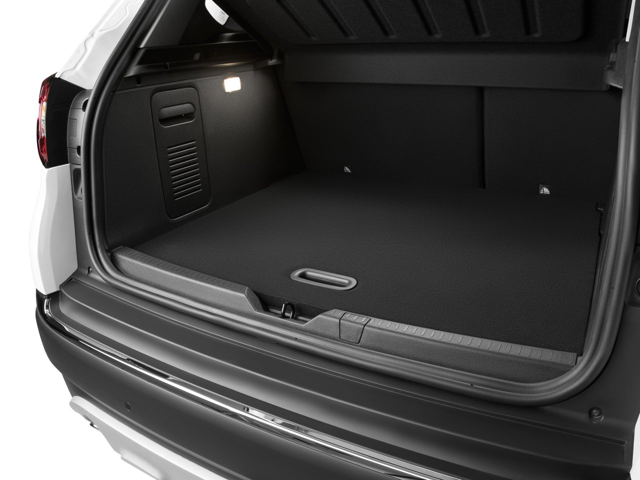 Renault Kapture interior