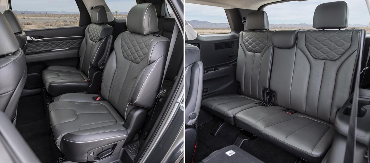 Hyundai Palisade interior 2019