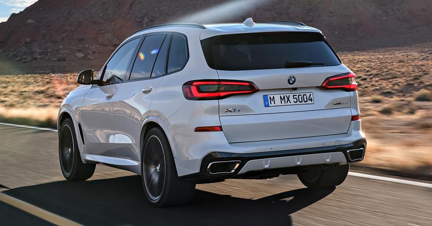 BMW X5 2019