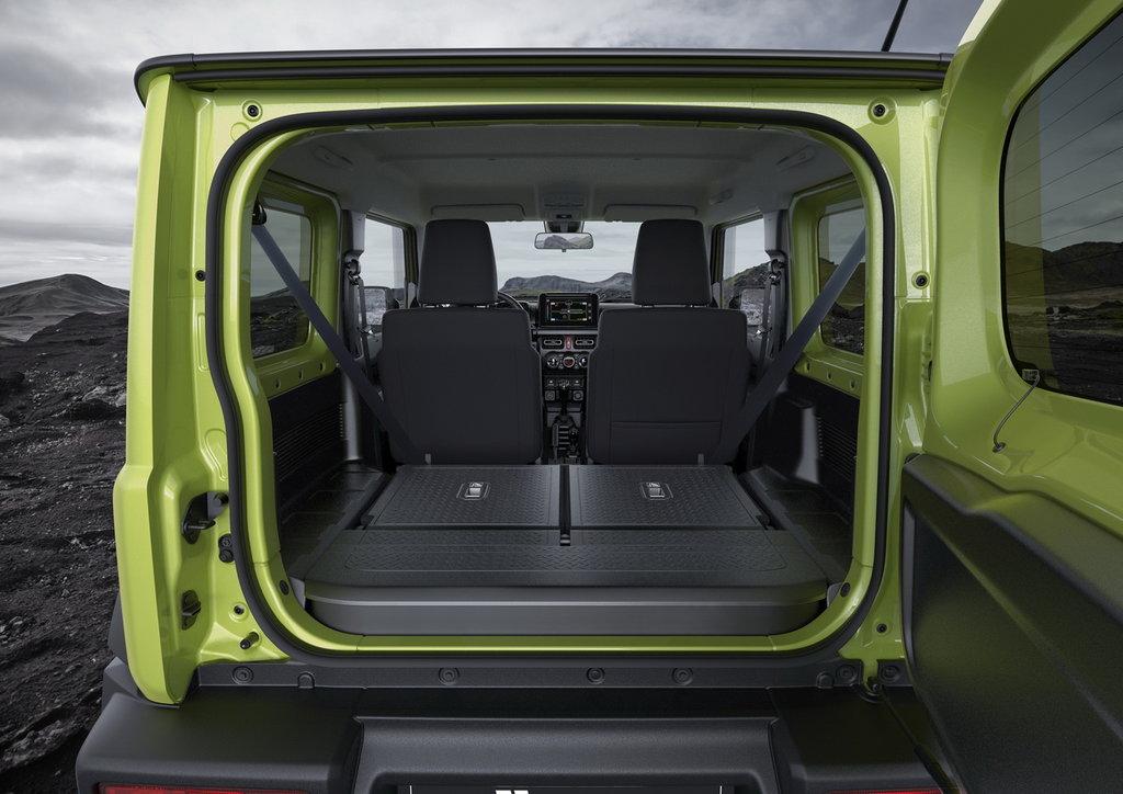 Suzuki Jimni 2020
