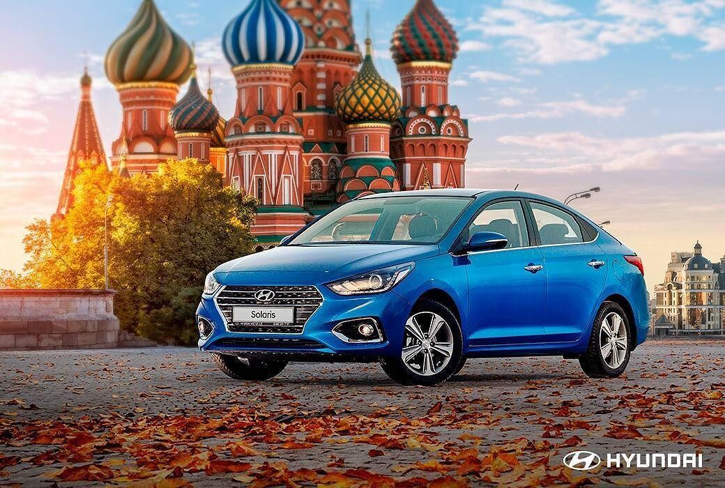 Hyundai Solaris 2019