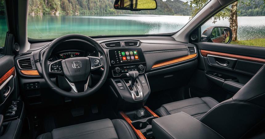 Honda CR-V 2019 Interior