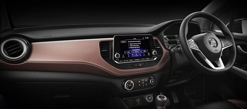 Nissan Kicks interior