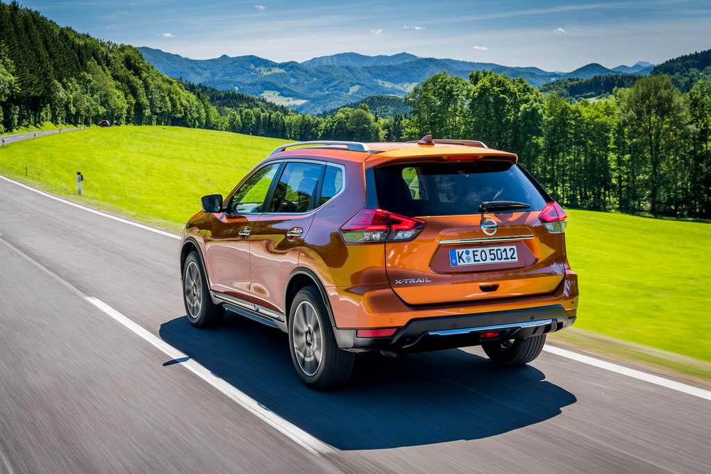 Nissan X-Treil 2019