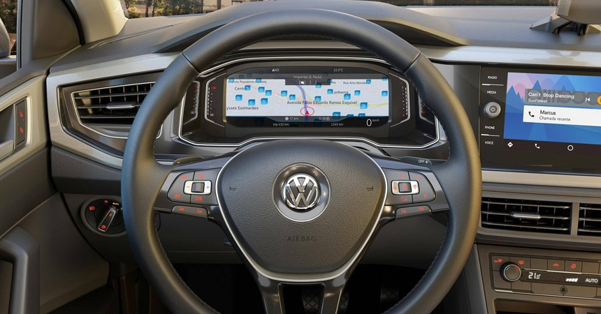 Volkswagen Polo 2019 interior