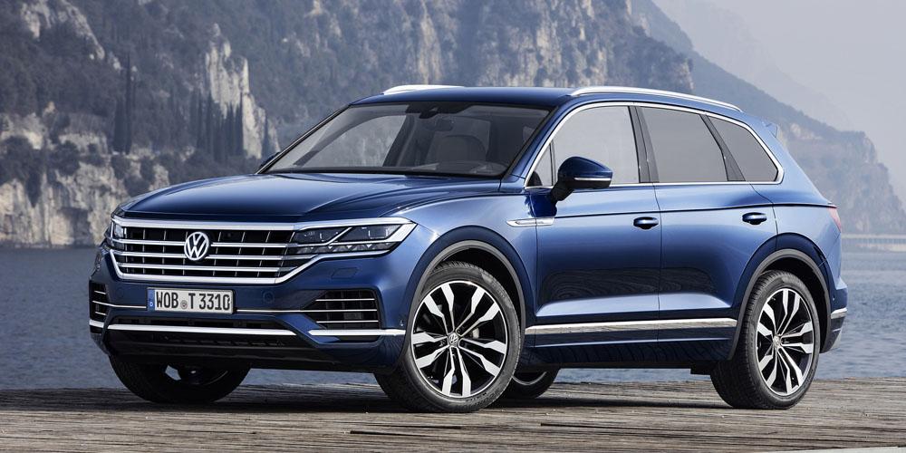 VW Toureg 2020