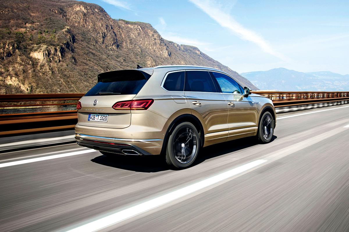VW Toureg 2019