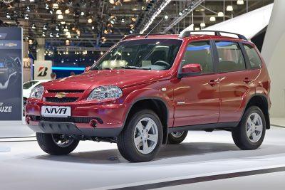 Chevrolet Niva 2019