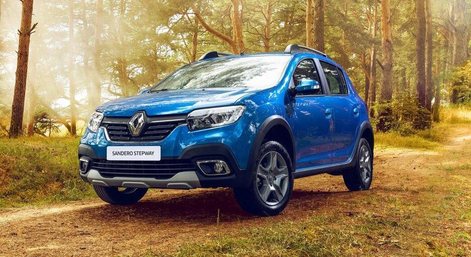 Renault Sandero Stepway 2019