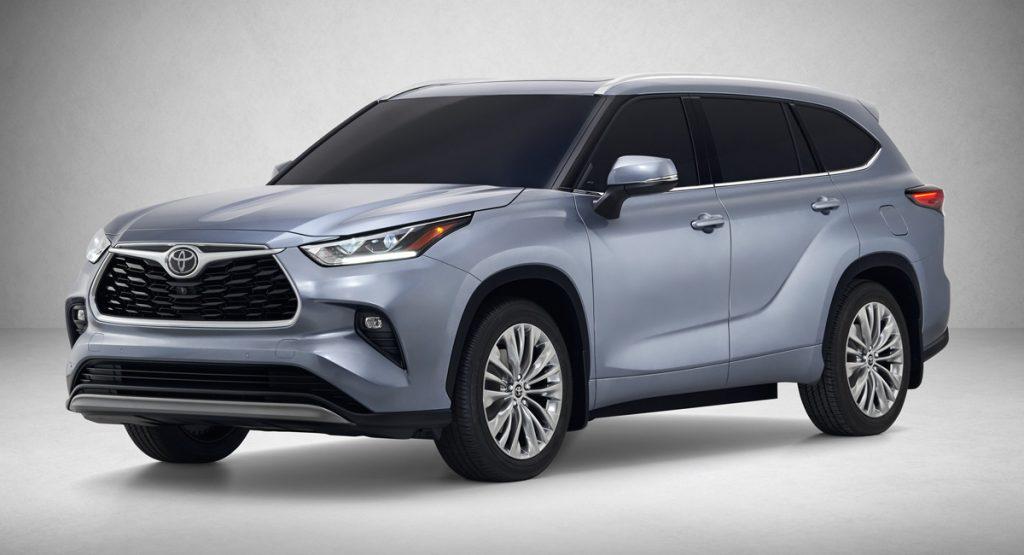 Toyota Highlander 2019-2020