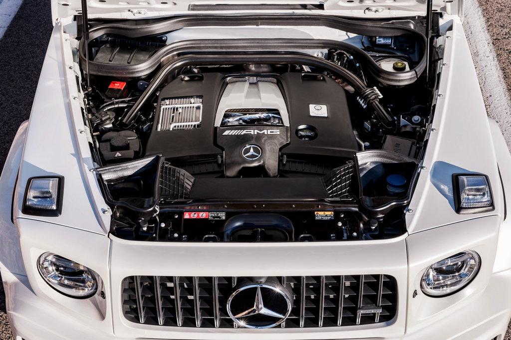 Mercedes Geländewagen G63