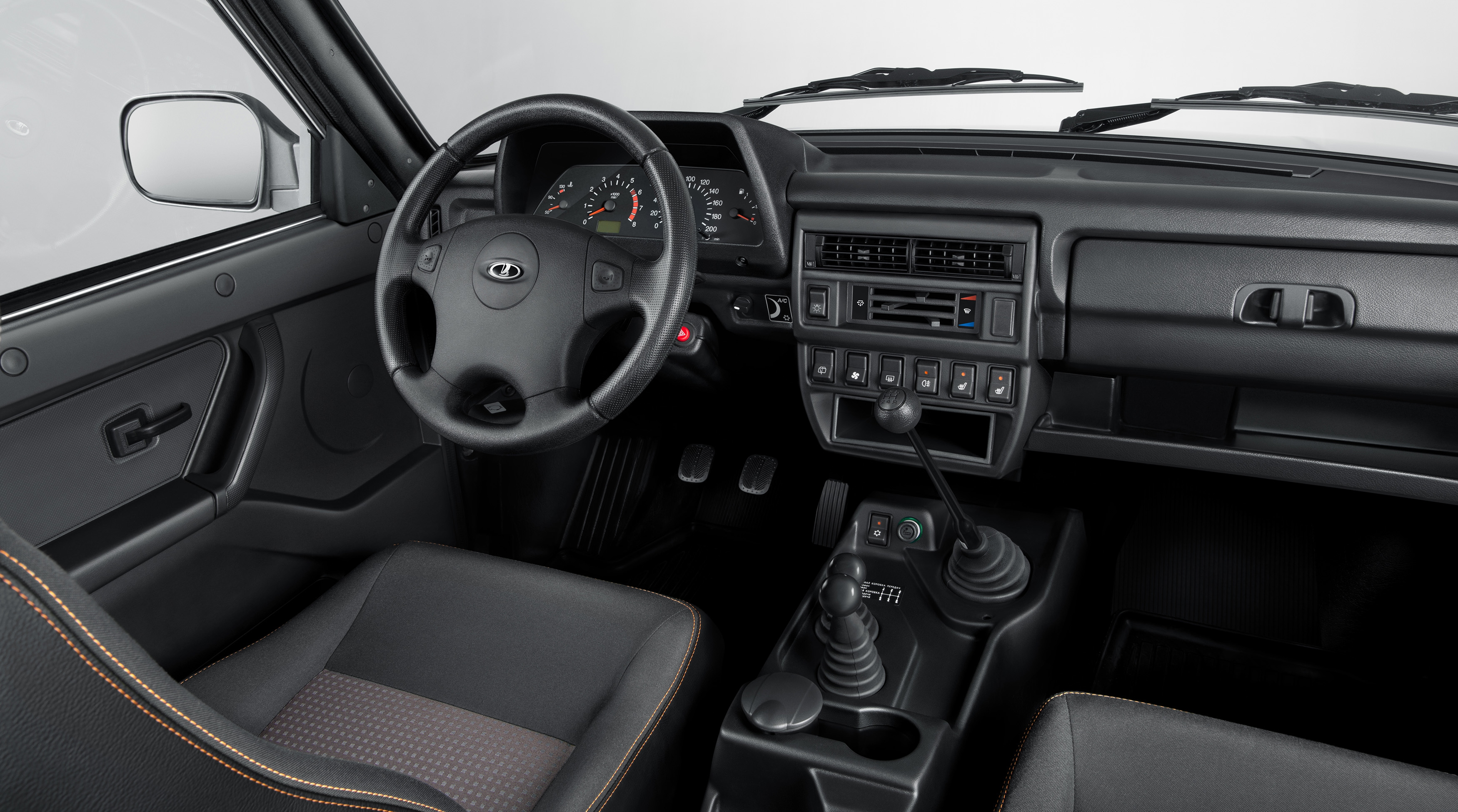 Niva Urban Interior