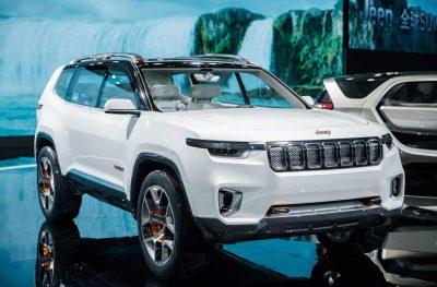 Jeep Grand Cherokee 2019 - 2020