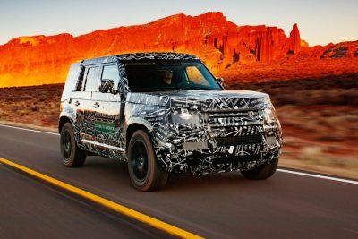 Land Rover Defender 2019-2020