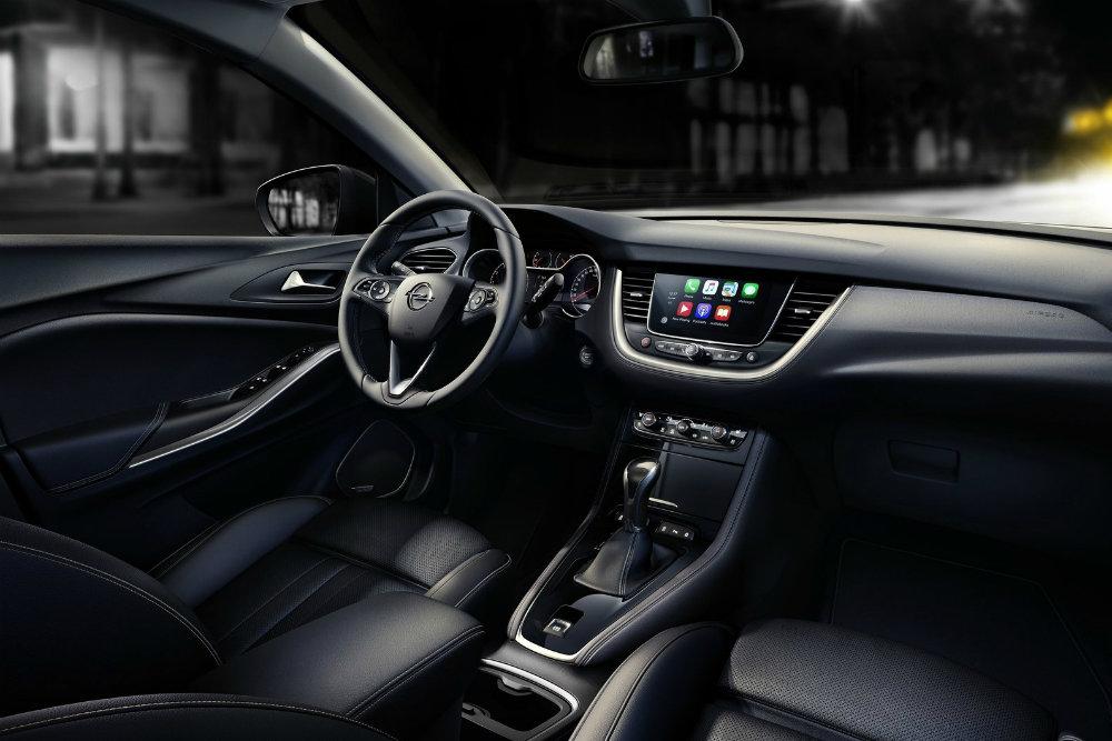 Opel Grandland X 2019