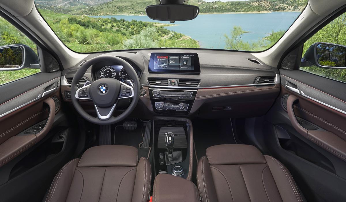 BMW X1 2019 Interior