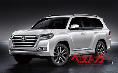 Toyota Land Cruiser 300 2019