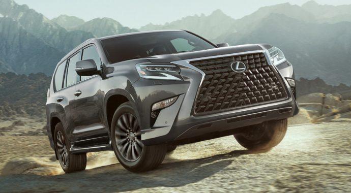 Lexus GX 2019-2020