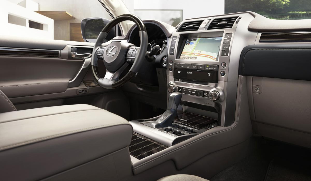 Lexus GX 460 2019-2020