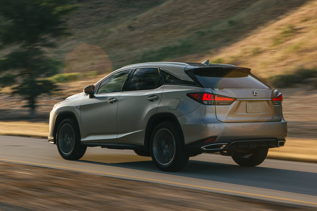 Lexus RX 2019-2020