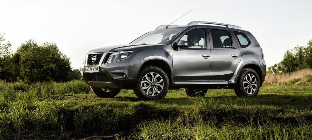 Nissan Terrano 2020