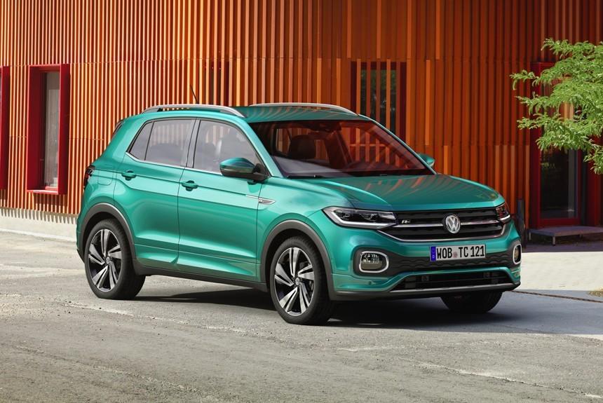 Volkswagen T-Cross 2019