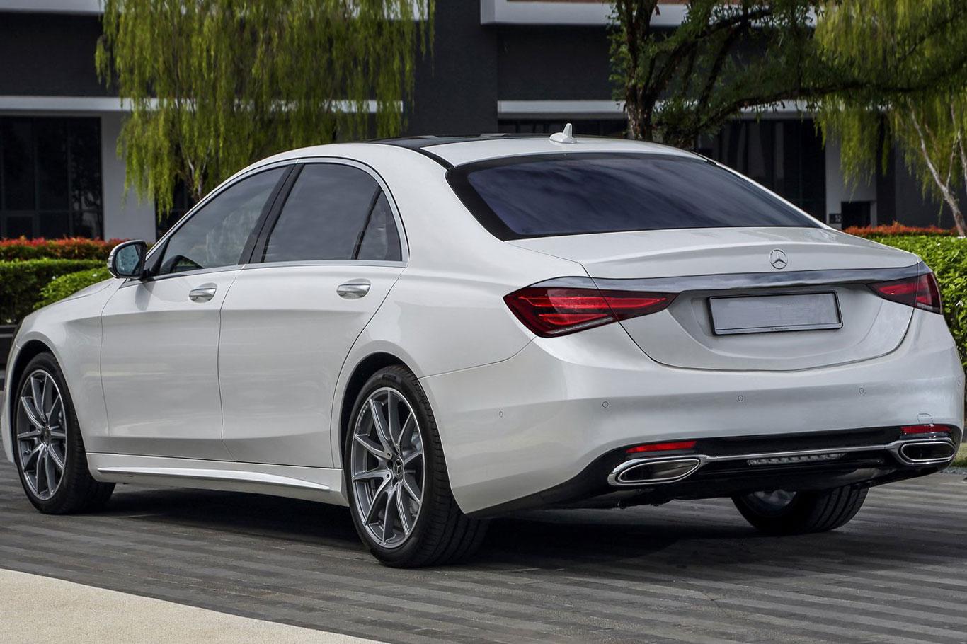 Mercedes S 2021 W223
