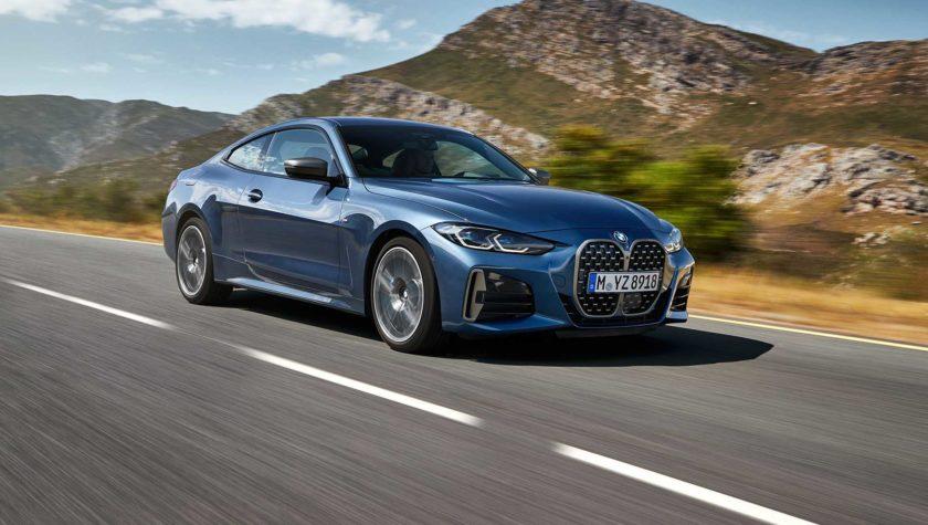 BMW 4 2021