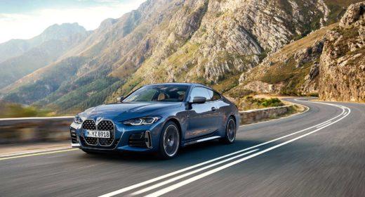 BMW 4 series 2021