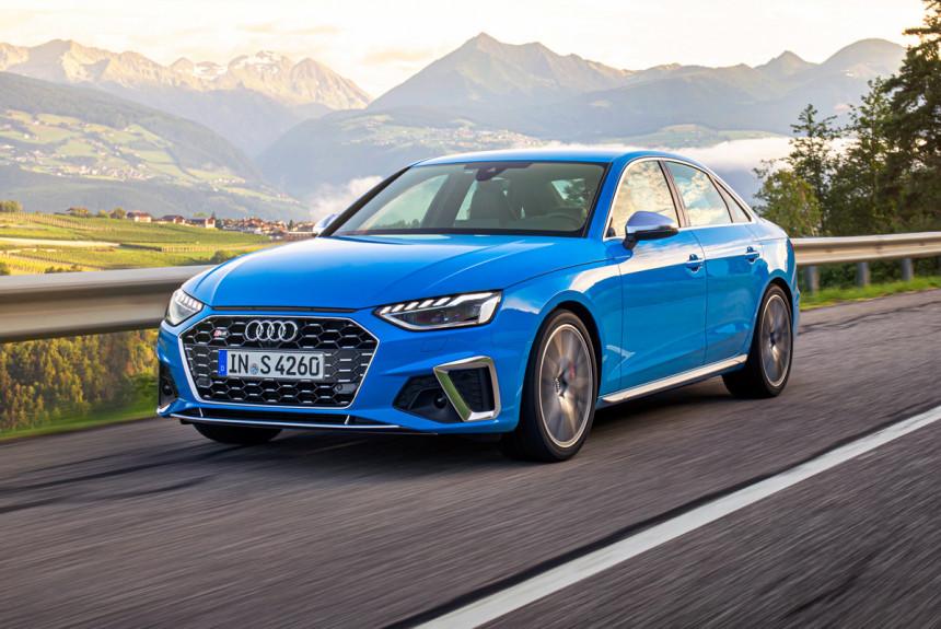 Audi S4 2021