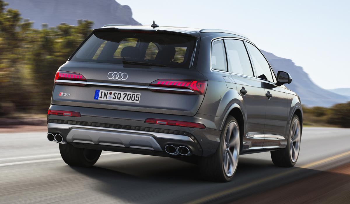 Audi Q7 2020