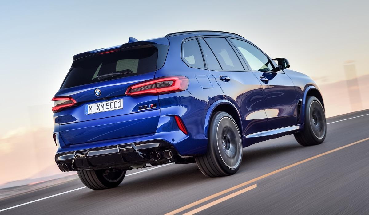 BMW X5M 2020 G05