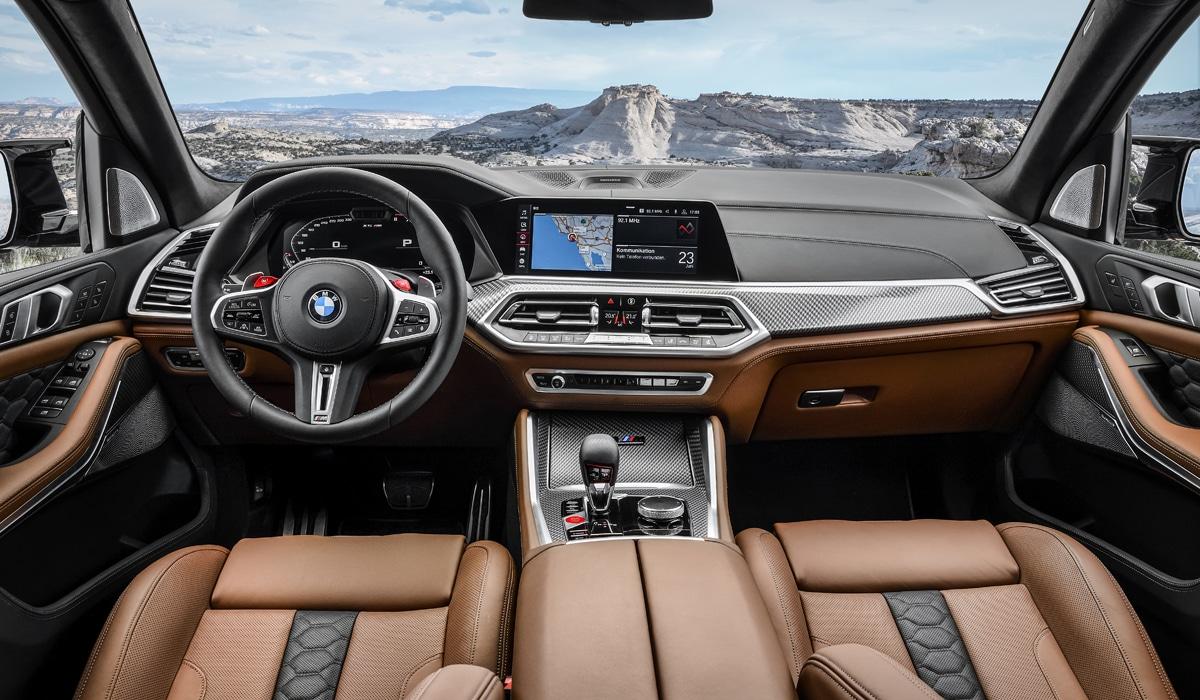 BMW X5M 2020